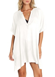 Billabong Seek and Find Cover-Up Tunic (Nordstrom Exclusive)