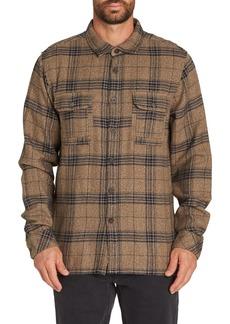 Billabong Shaping Bay Flannel Shirt