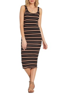 Billabong Share Joy Body-Con Midi Dress