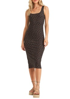 Billabong Share More Joy Midi Dress