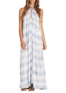 Billabong Sky's the Limit Tie Dye Maxi Dress