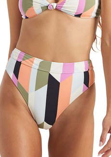 Billabong Slow Roller High Waist Bikini Bottoms