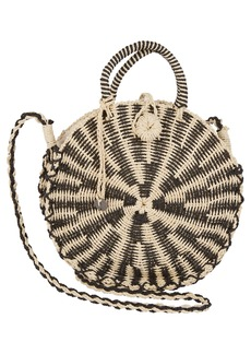 Billabong Soak It Up Straw Crossbody Bag