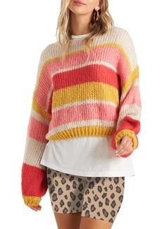 Billabong Soft Wind Stripe Sweater