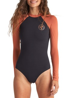 Billabong Sol Searcher One-Piece Rashguard