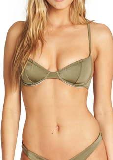 Billabong Sol Searcher Underwire Bikini Top
