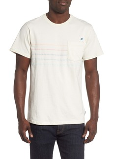Billabong Spinner Reverse Stripe Pocket T-Shirt