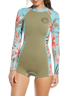 Billabong Spring Fever Long Sleeve Surfsuit