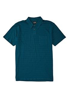 Billabong Standard Issue Stripe Jersey Polo (Big Boy)