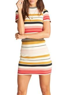 Billabong Stay Golden Body-Con Dress