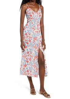 Billabong Sugared Life Sleeveless Midi Dress