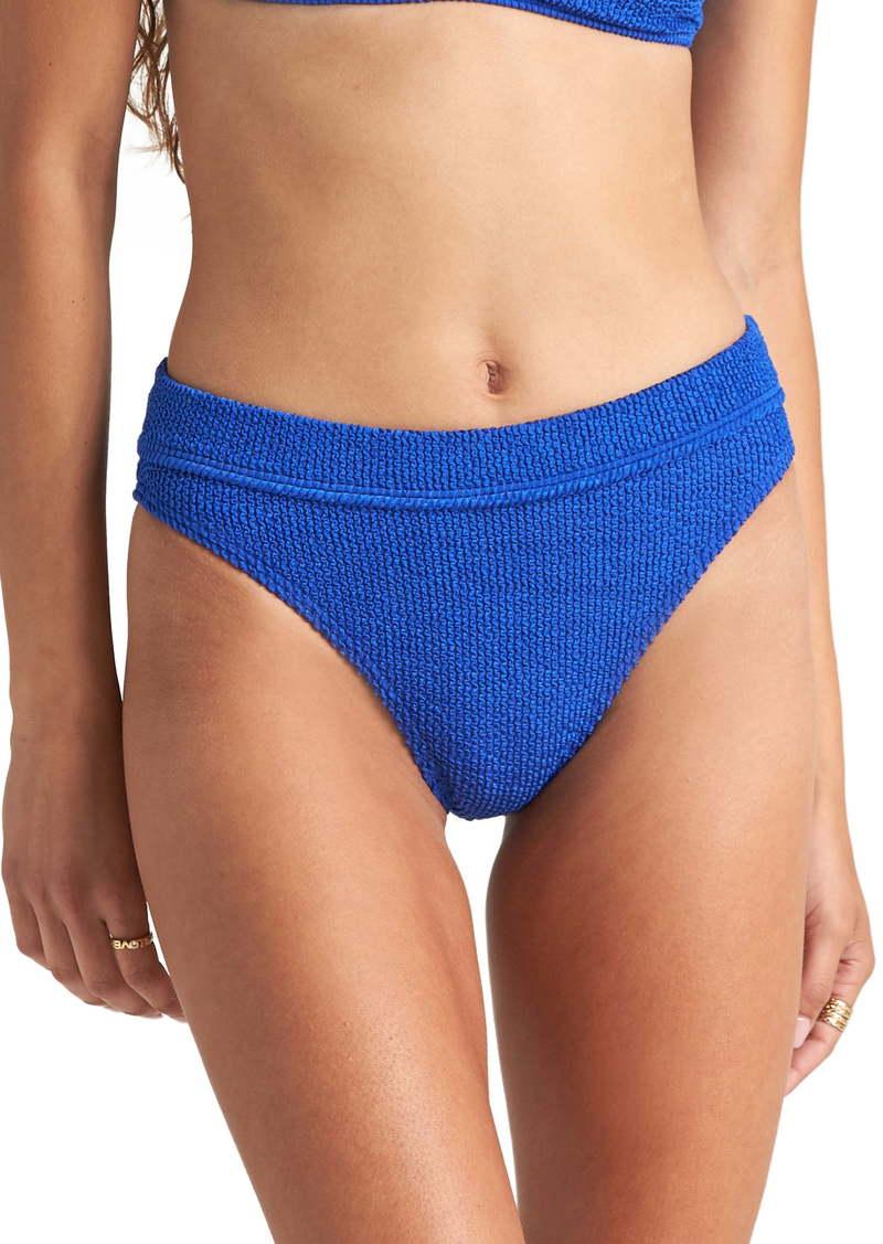 Billabong Summer High Maui Ribbed Bikini Bottoms