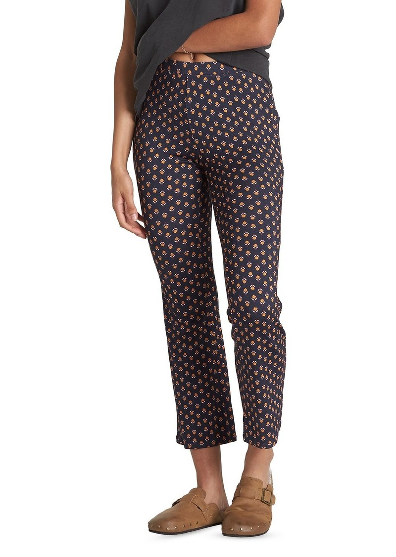 Billabong Sun Down Cropped Flared Pants