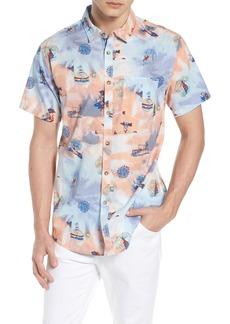 Billabong Sundays Floral Shirt