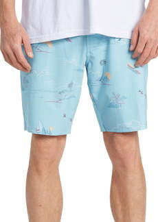 Billabong Sundays Pro Water Repellent Board Shorts