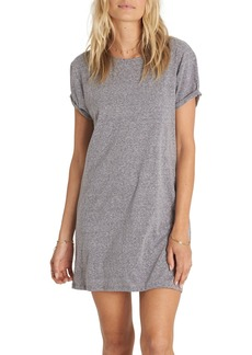 Billabong Sunset View Lace-Up T-Shirt Dress