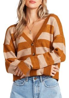 Billabong Sunsetter Stripe Cardigan Sweater