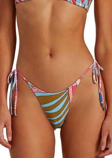 Billabong Surfadelic Hike Bikini bottoms