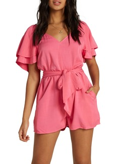 Billabong Sway and Sash Romper