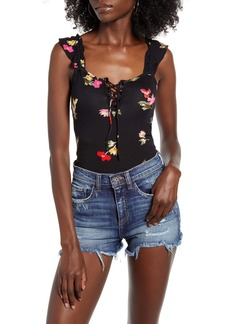 Billabong Sweet Peri Floral Tank