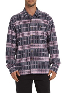 Billabong Swindler Button-Up Piqué Shirt