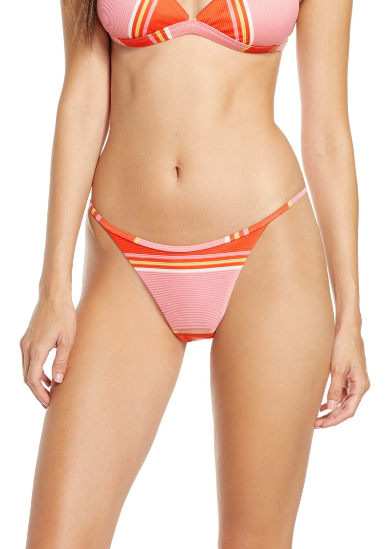 Billabong Tanlines Hike Bikini Bottoms