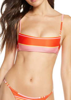Billabong Tanlines Stripe Bralette Bikini Top