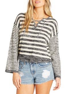 Billabong Tidal Vibes Stripe Sweater