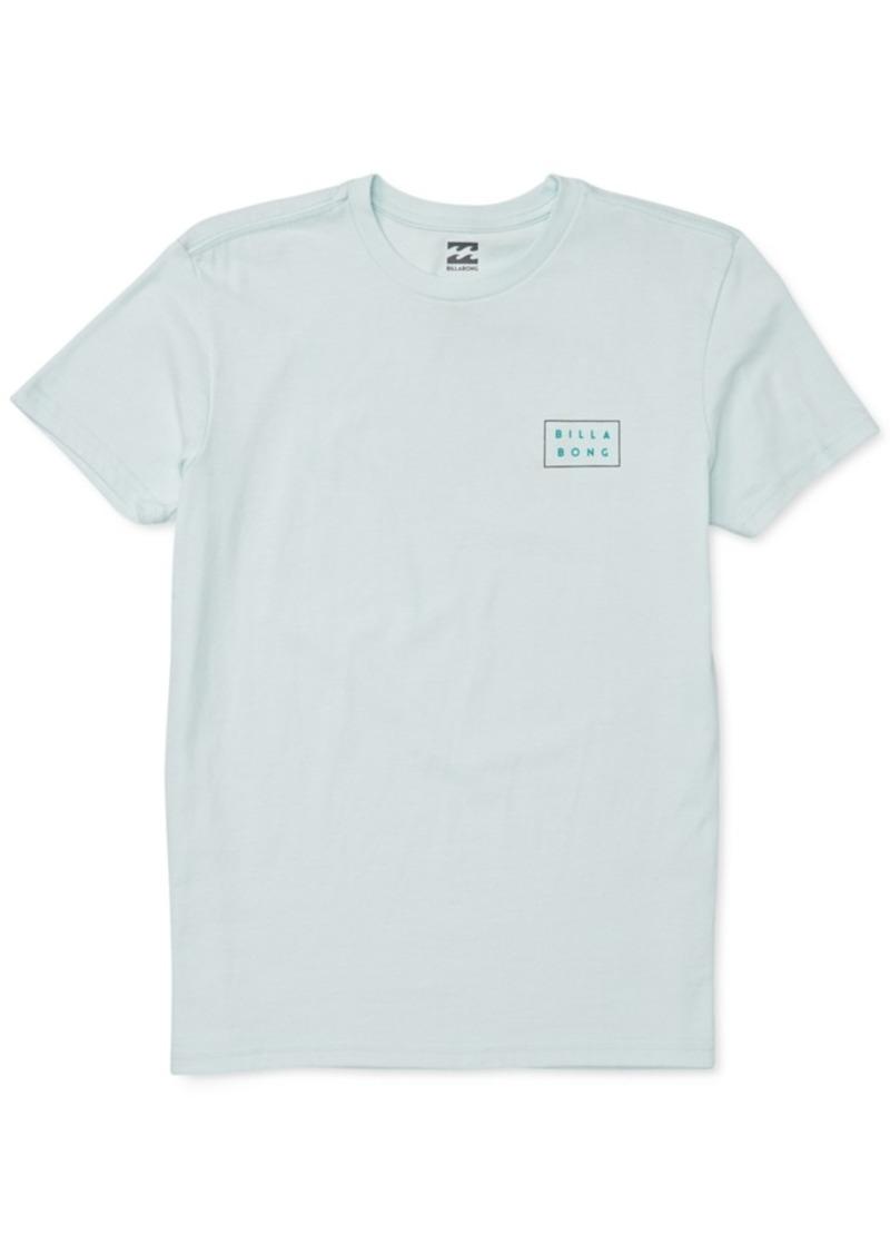 Billabong Toddler & Little Boys Cotton Graphic-Print T-Shirt
