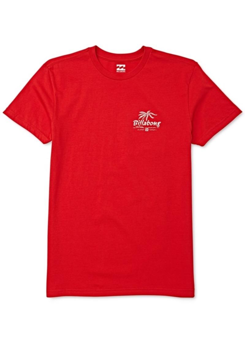 Billabong Toddler & Little Boys Surf Club-Print Cotton T-Shirt