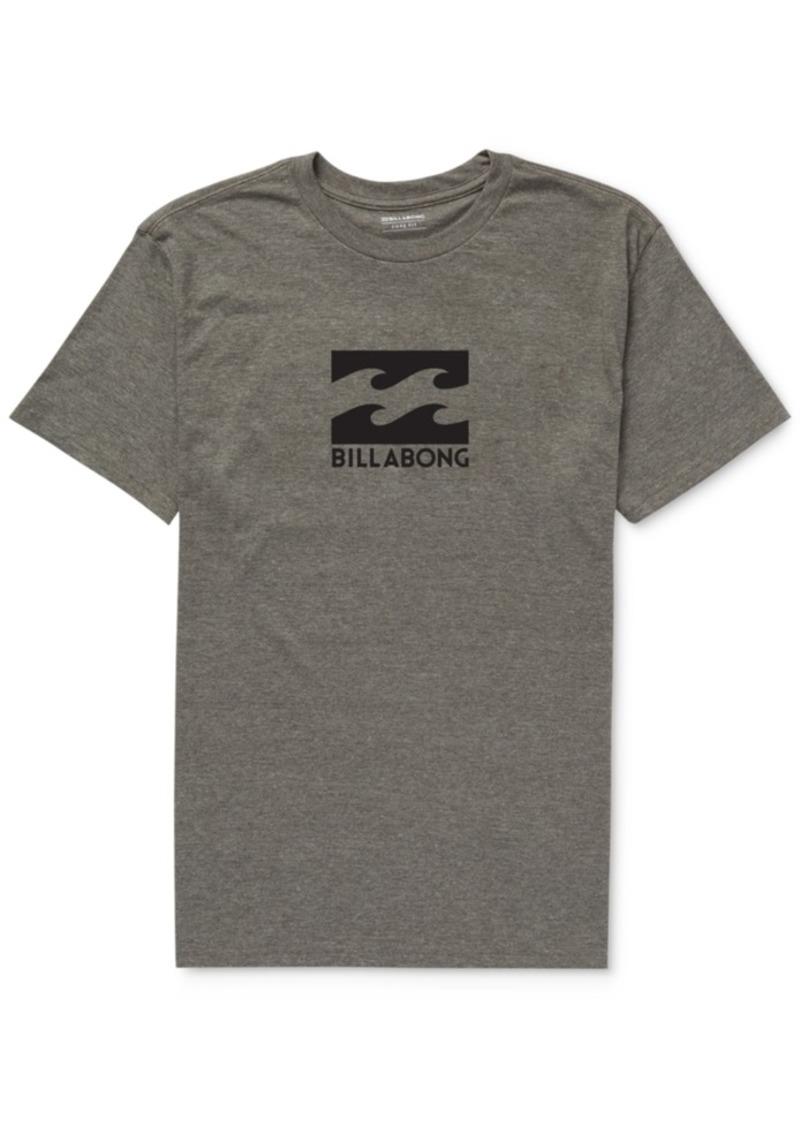 Billabong Toddler Boys Graphic-Print Cotton T-Shirt