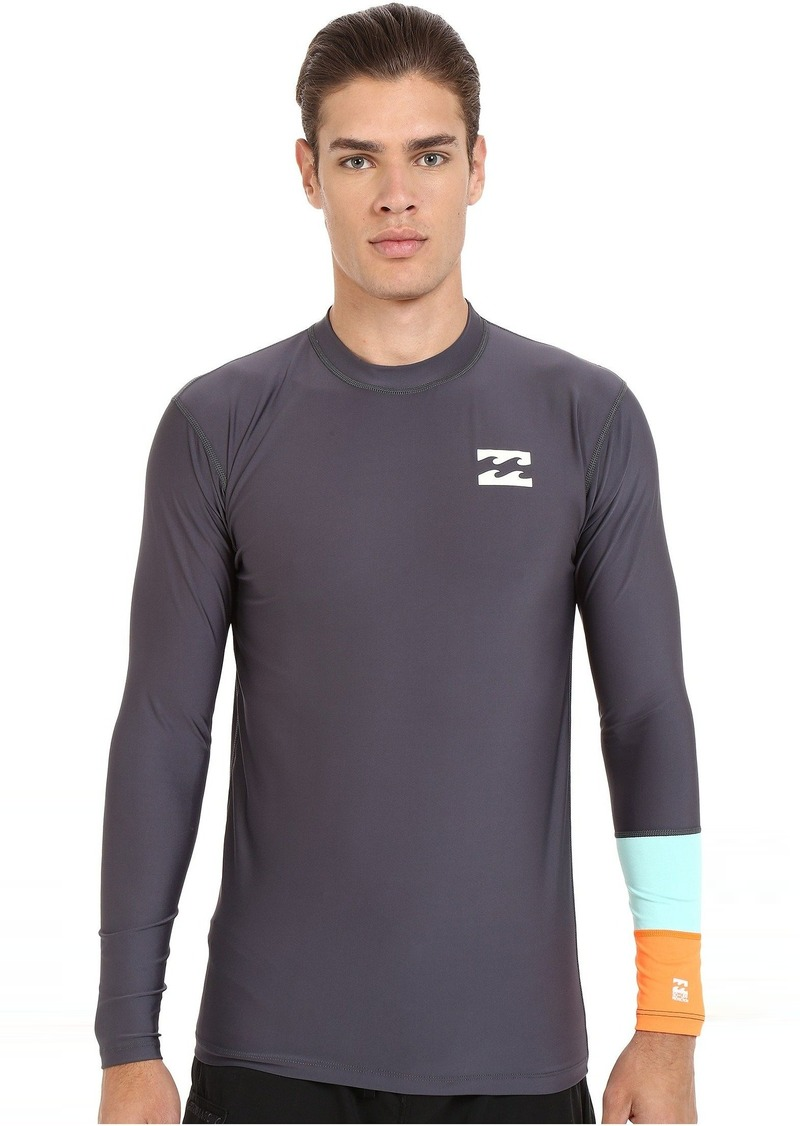 Billabong Tri Bong Long Sleeve Rashguard