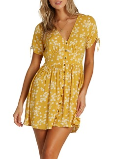 Billabong Twirl Twist Minidress