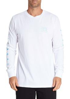 Billabong Unity Long Sleeve Crewneck T-shirt