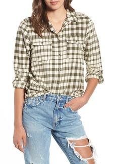 Billabong Venture Out Plaid Shirt
