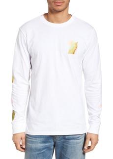 Billabong Wandering Eye Embroidered Long Sleeve T-Shirt