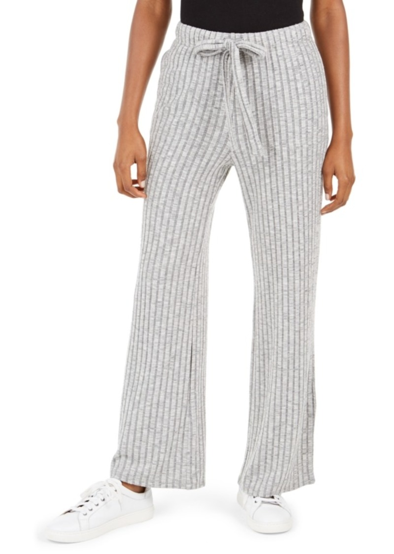 Billabong Want It All Ribbed-Knit Drawstring Pants
