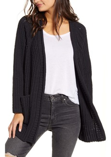 Billabong Warm Up Chenille Cardigan