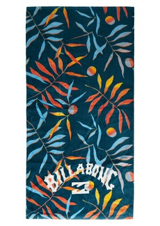Billabong Waves Graphic Beach Towel