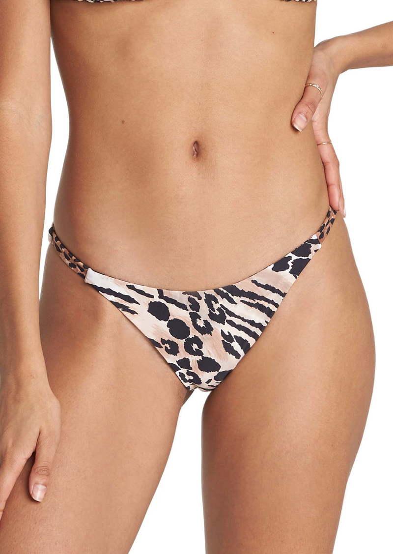 Billabong Wild Waves Maya Reversible Bikini Bottoms