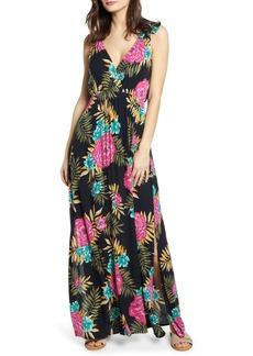 Billabong Wind Flutter Maxi Dress