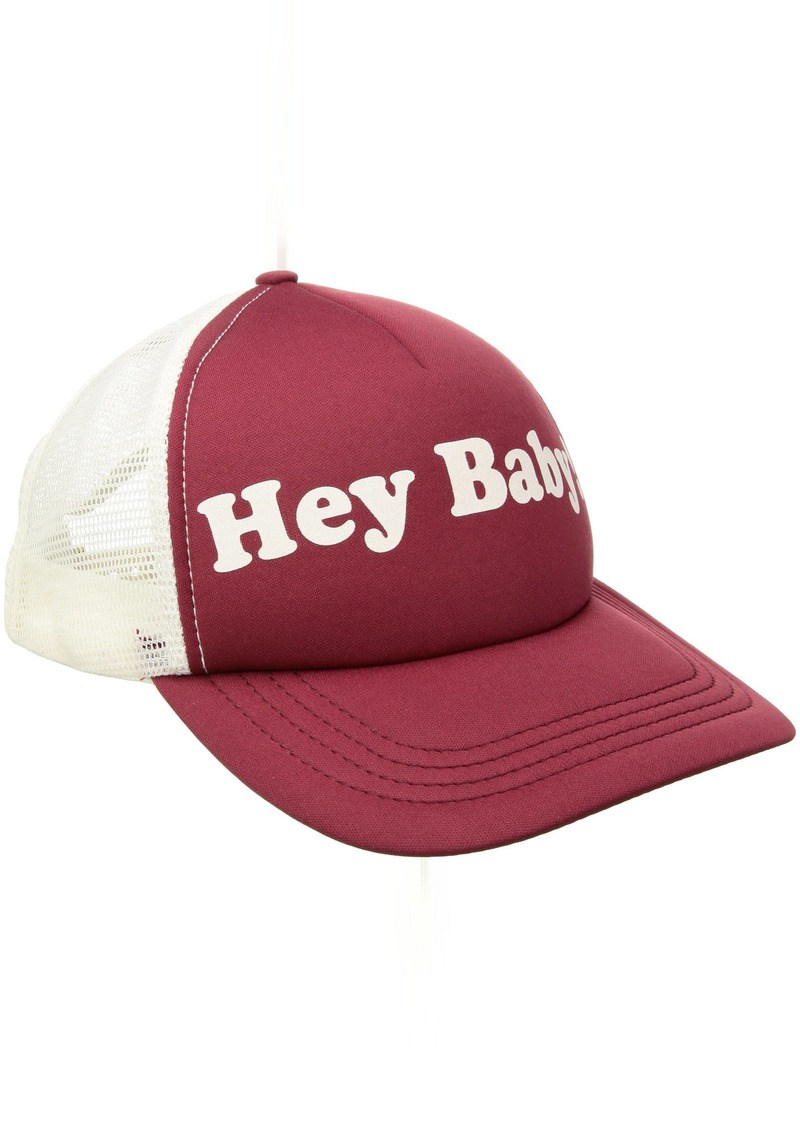Women's Across Waves Trucker Hat