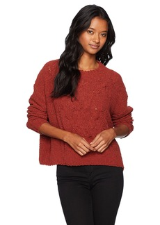 Billabong Women's All Mine Sweater  L