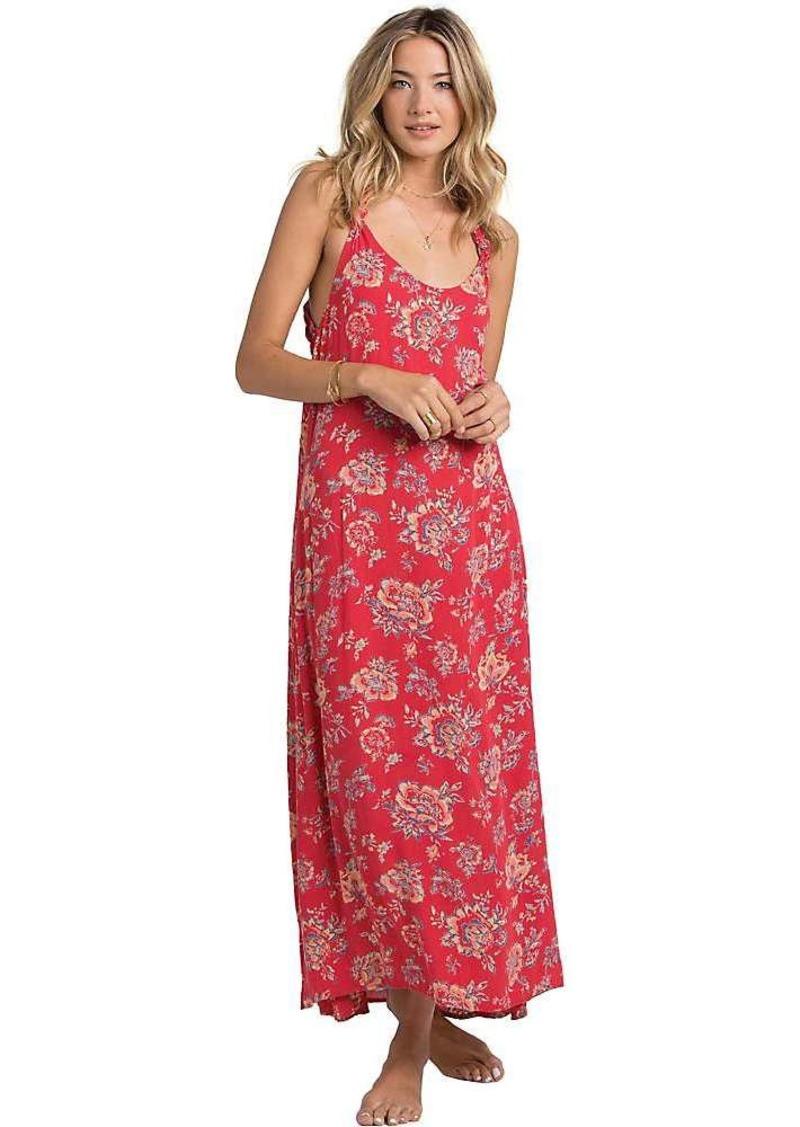 Billabong Women's Beyond Golden Maxi Dress