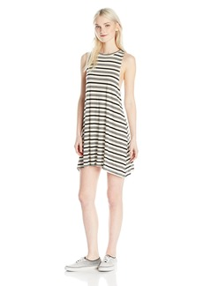 Billabong Junior's by and by Knit Muscle Tee Dress  XS