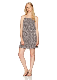 Billabong Women's Come Along Woven Dress  L