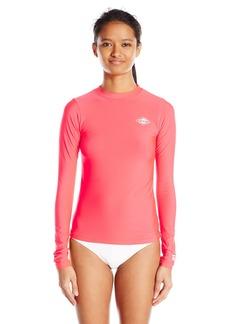 Billabong Women's Core Loose Fit Long Sleeve Wet Shirt Rashguard