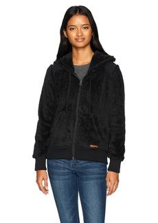 Billabong Women's Cozy Down Fleece Sweatshirt  S