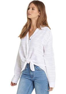 Billabong Women's Cozy Nights Shirt