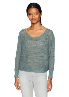 Billabong Women's Dance with Me Pullover Sweater  L